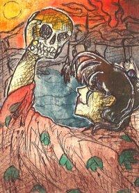 Fanart: #115 O Death