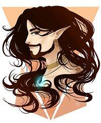 Fanart: Herr der östlichen Sterne - Saddin Al-Sayid