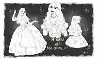 Fanart: *~*Chara-Design - Mirana of Marmoreal*~*