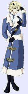 Fanart: [Charactersheet] Tsubasa Sekai: Fay
