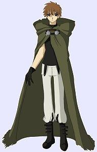 Fanart: [Charactersheet] Tsubasa Sekai: Syaoran