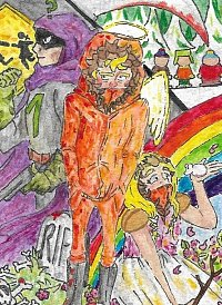Fanart: The Faces Of Kenny McCormick #26