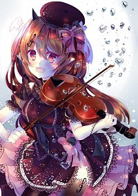Fanart: Love Song I - Violin