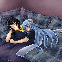 Fanart: Sweet dreams...