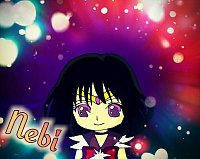 Fanart: Sailor Saturn Chibi