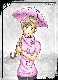 Fanart: Let it Rain ~
