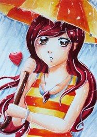 Fanart: #24 - Raindrop