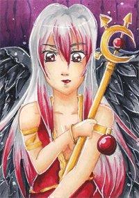 Fanart: #25 - Queen of Darkness