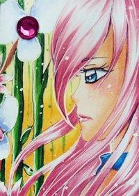 Fanart: #32 - Bamboo Orchid