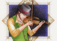 Fanart: Eine kleine Nachtmusik...