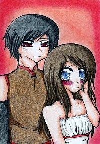 Fanart: Taiki & Sachiko