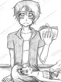 Fanart: Akira & Yui || #SzenenSkizze02