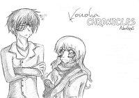 Fanart: Der lange Schal | Konoha Chronicles Adventszeit 01