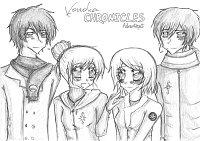 Fanart: Kopf Hoch!   Konoha Chronicles Adventszeit 02
