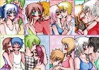 Fanart: Kisses~