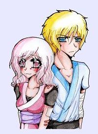 Fanart: Akemi & Kano
