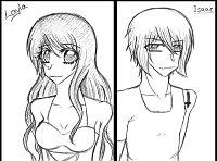 Fanart: Layla & Isaac