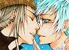 just one kiss pleeeeease ♥~