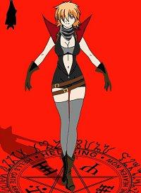 Fanart: Batgirl Seras