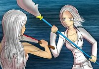 Fanart: Daughter meets Mother