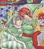 aiko und yuki adventsbild