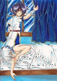 Fanart: Sleep well Kai