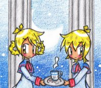 Fanart: Tempelwächter-Zwillinge [HnM]