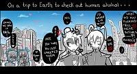 Fanart: Eines Tages in Akihabara... [HnM]