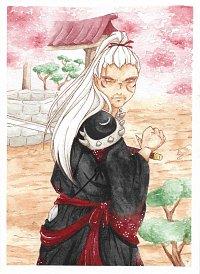 Fanart: Treuer General Akira-O