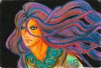 Fanart: Gott des Windes - Fuathel