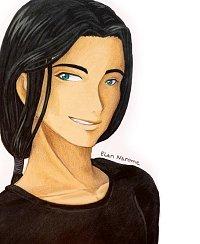 Fanart: Alexander Portrait
