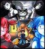 *Rescue - Rache an Ash* - Doujinshi-Cover - FanArt-Version