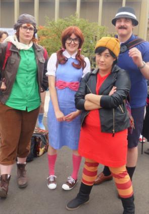 Disneys große pause kostüm