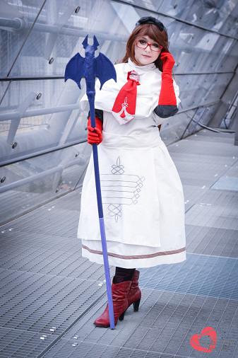 Agnès Oblige Spiritmaster Cosplay Von Ayumon Auf Animexxde