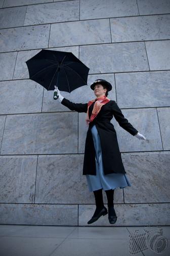 Mary Poppins Cosplay Von Marimba Auf Animexxde