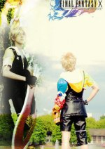 Cosplay-Cover: Tidus