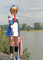 Cosplay-Cover: Noel Vermillion