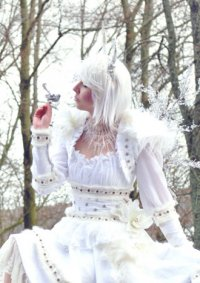 Cosplay-Cover: Skadi - Winter Fairy