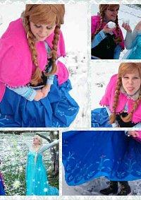 Cosplay-Cover: Prinzessin Anna von Arendell