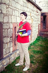 Cosplay-Cover: Sheldon Cooper