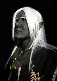 Cosplay-Cover: Drow (Dunkelelf)