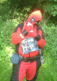 Cosplay-Cover: Wade Wilson/ Deadpool