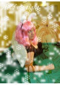 Cosplay-Cover: Dark Shinigami Meroko Yui