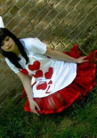 Cosplay-Cover: Card Girl (Herz 7)