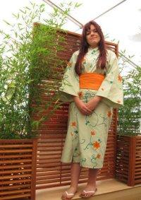 Cosplay-Cover: Chitose Nanbu (Yukata)