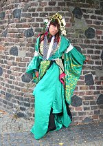 Cosplay-Cover: Liu Bei (Female Version)