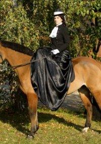 Cosplay-Cover: Kaiserin Elisabeth (Reitbekleidung)