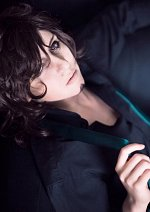 Cosplay-Cover: Johnny Rayflo [Suit/Coververs.]