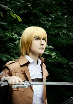 Cosplay-Cover: Armin Arlert『Scouting Legion』