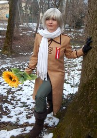 Cosplay-Cover: Russia (Ivan)